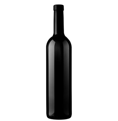 Bordeaux wine bottle bartop 75 cl black green Harmonie