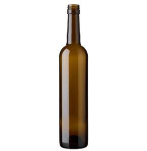 Bordeaux wine bottle BVS 28H60 50cl antique Harmonie
