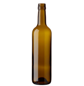 Désirée Wine bottle 50 cl olive green