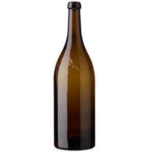 Magnum Bernese wine bottle 150cl antique