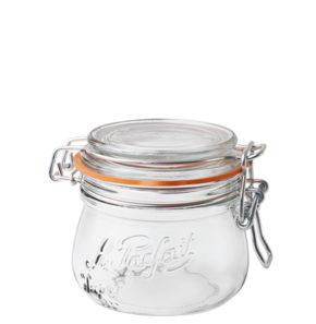 Swing top jar 250ml Le Parfait