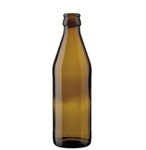 Beer bottle crown 33cl Euro brown
