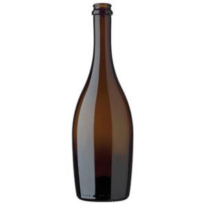 Bottiglia di birra corona 75cl antico Collio