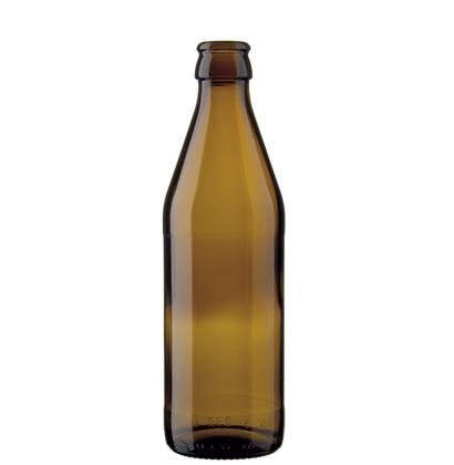 Bouteille à bière couronne 33cl Euro brun