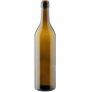 Vaud wine bottle BVS 30H60 70cl oak