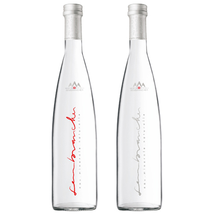 Bottiglia par acqua personalizzata | S.E.E.M.S SA