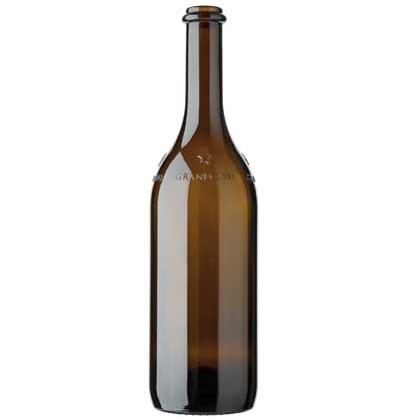 Personalisierte Weinflasche | Grand Cru du Valais