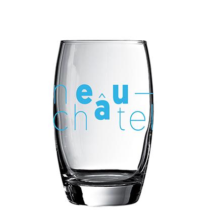 Personalisiertes Mineralglas