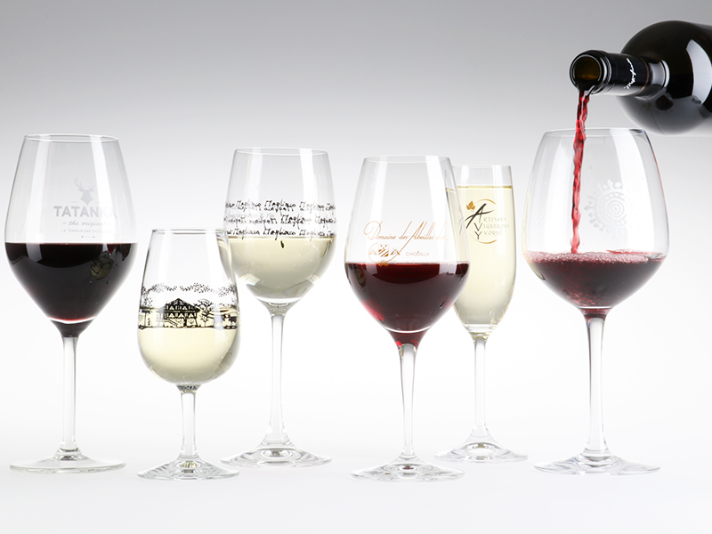 Which wine glass for which wine?