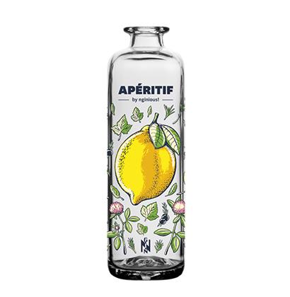 Personalisierte Glasflasche | Nginious!