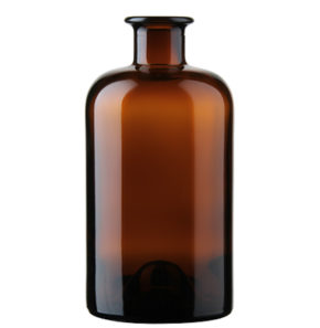 Apothecary bottle 50cl antique Spirit Bocca