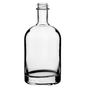 Bottiglia per gin GPI 400/28 70cl bianco Nocturne
