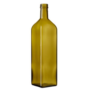 Oil bottle Marasca PP31.5 100cl olive green