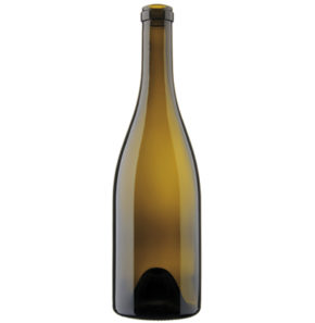 Weinflasche Burgunder Band 75cl chêne Evolution Ecova