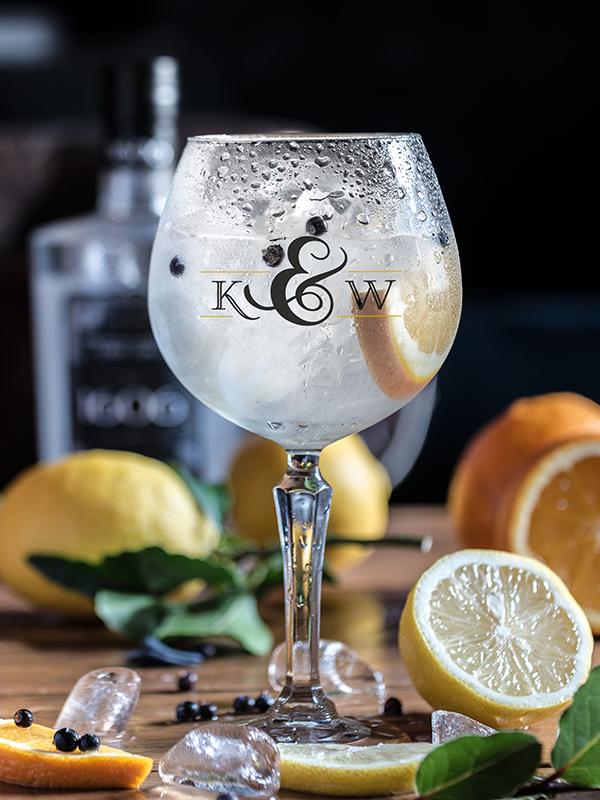 Mocktail Gin ©Jez Timms