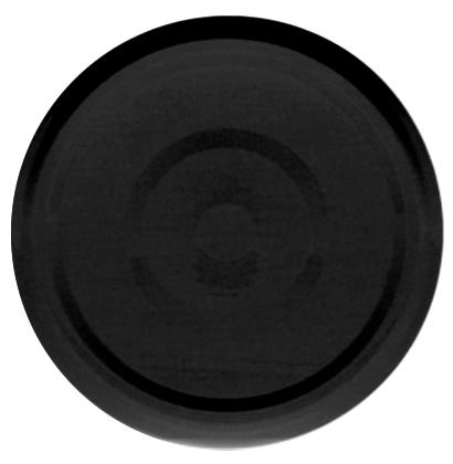 TO70 Caps black deep Esbo-free