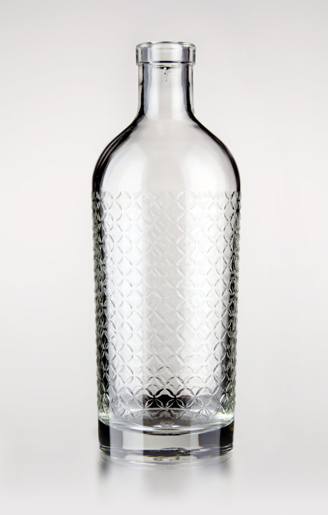 The 3D effect: Relief printing on glass packaging
