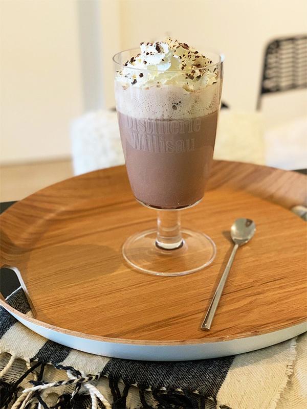 Forme verre à café Diwisa