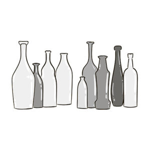 Glasflaschen
