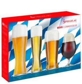 Connoisseur Beer glasses Kit