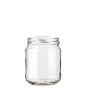 Honey Jar 228 ml white TO63
