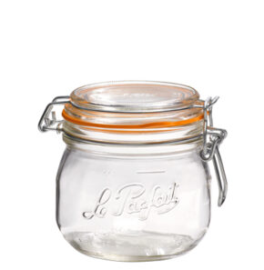 Swing top jar 500ml Le Parfait