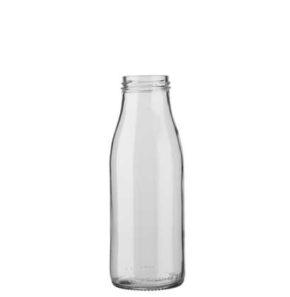 Bottiglia per latte 50 cl bianco TO48 Fraîcheur