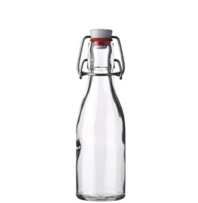 Swing top juice bottle 20 cl