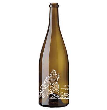 Personalisierte Weinflasche mit Siebdruck | Schlegel-Baier Georg