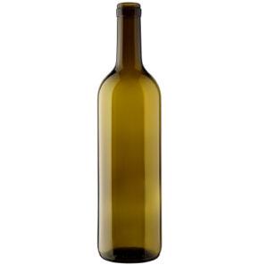 Bottiglia di vino Bordolese cetie 75cl quercia Viva