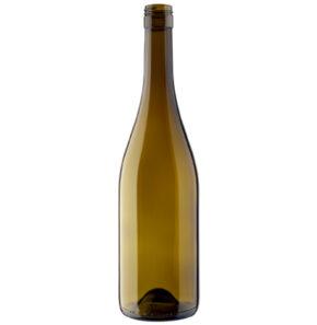 Bottiglia di vino Borgogna BVS 30H60 75cl quercia Nova