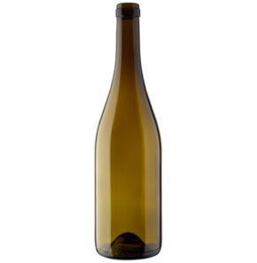 Bottiglia di vino Borgogna cetie 75cl quercia Nova
