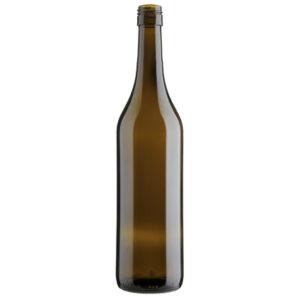 Bouteille à vin Vaudoise BVS 30H60 70cl antique Ancienne