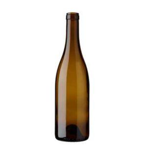 Burgundy wine bottle cetie 75 cl oak Classic