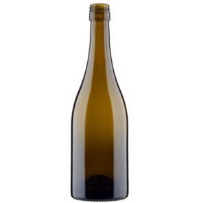 Weinflasche Burgunder BVS 30H60 50cl Chêne Prestige
