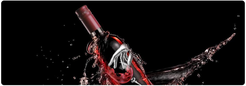 bouteille a vin 30H60