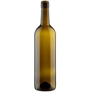 Bouteille à vin bordelaise BVS 30H60 75cl chêne Tradition