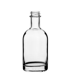 Gin bottle GPI 28-400 20cl white Oblò