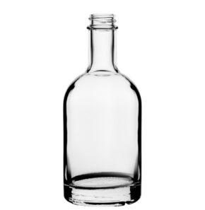 Spirit bottle GPI 28-400 35cl white Oblò