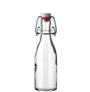 Swing top juice bottle 20 cl