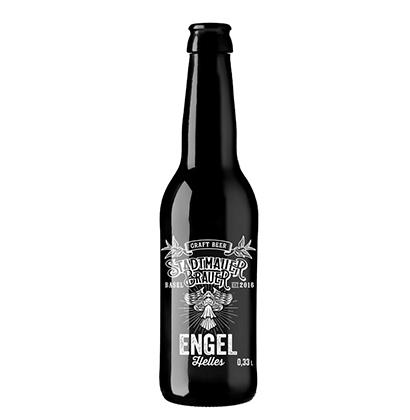 Bottiglia di birra personalizzata | Stadtmauer Brauer GmbH