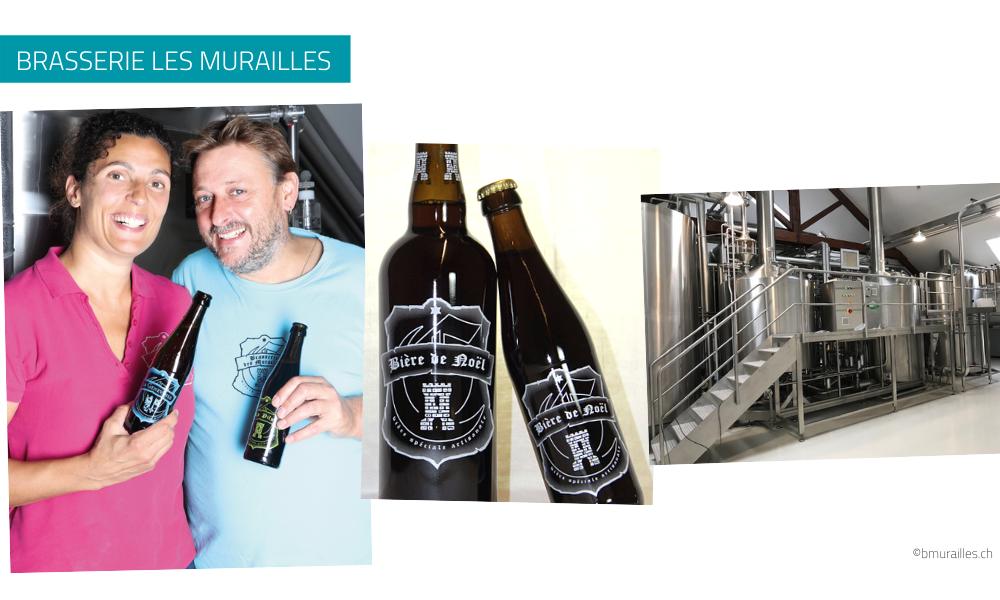 Personalisierte Bierflasche für ein weihnachtliches oder saisonales Bier
