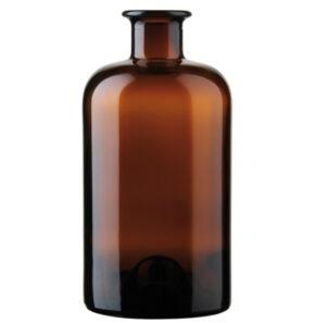 Apothecary bottle 50cl antique Spirit Bocca