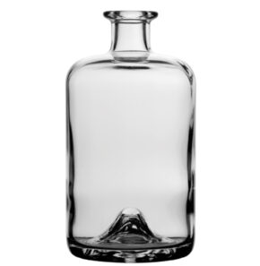Apothecary bottle 70cl white Apotheker rond