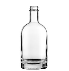 Bottiglia per gin GPI 28-400 50cl bianco Oblò