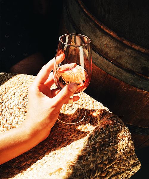 Weingläser bedrucken Leukersonne