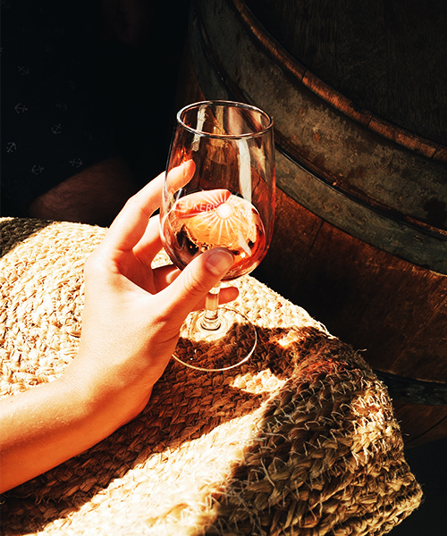 Un bicchiere da vino personalizzato per la tua cantina