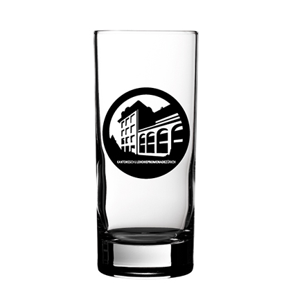 Personalised glass for Kantonsschule Hohe Promenade