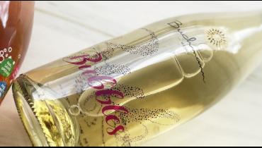 Personalisierte Sektflaschen Univerre