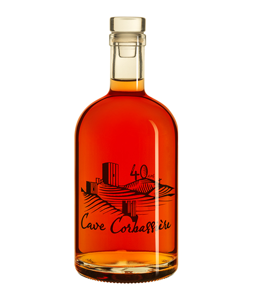 wine bottle printing Cuvée Arc en Ciel